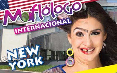 MOFLOLOGO EN NUEVA YORK!